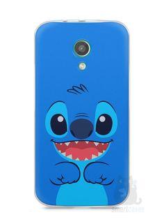 Capa Moto G2 Stitch #1 - SmartCases - Acessórios para celulares e tablets :)