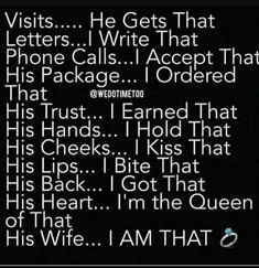 Letters To Your Boyfriend, Letters To My Husband, Love My Husband, Wife Quotes, Husband Quotes, Queen Quotes, Qoutes, Thug Quotes, Daddy Quotes
