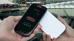 Black Samsung Galaxy S III