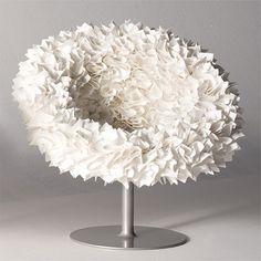 """furnishedhat: """" Bouquet Chair, Tokujin Yoshioka, Moroso """""""