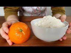 Μαλακά μπισκότα με 1 ολόκληρο πορτοκάλι, αλεύρι, ζάχαρη, λάδι / Γρήγορη και εύκολη συνταγή 👍🔝 - YouTube Special Recipes, Greek Recipes, Orange, Quick Easy Meals, Sweet Treats, Ice Cream, Sweets, Sugar, Cookies