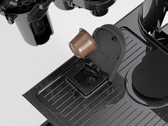 FRANKE A200FM fully automatic FoamMaster capsule slot choco 2000x1500px