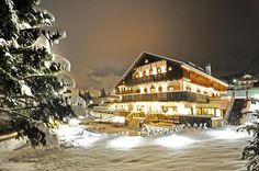 Rosapetra Spa Resort, Cortina d'Ampezzo   - Explore the World with Travel Nerd Nici, one Country at a Time. http://travelnerdnici.com