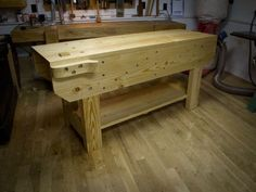 I'm teaching two classes in building the Knockdown Nicholson Workbench in 2015 (details on the locations to come) and needed to prepare a list of materials and tools for the students. Because I rec…