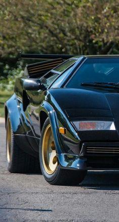 (°!°) Lamborghini Countach 5000s Quattrovalvaole