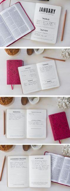 Val Marie Prayer Journal