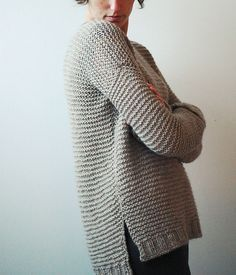 Diannawalla's Skappelgenser Free Pattern on Ravelry Crochet Jumper Pattern, Jumper Patterns, Knit Patterns, Knit Crochet, Free Aran Knitting Patterns, Knitting Designs, Knitting Ideas, Knitting Projects, Chunky Knit Jumper