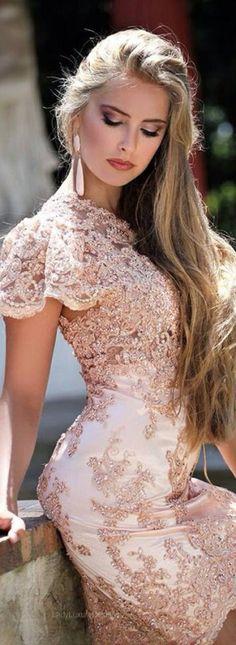 Pretty pink lace♡♡♡♡♡