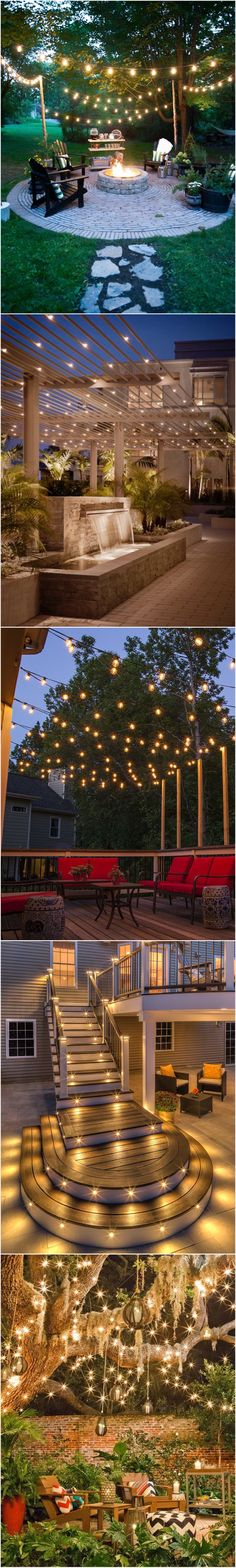 Outdoor Lighting Ide