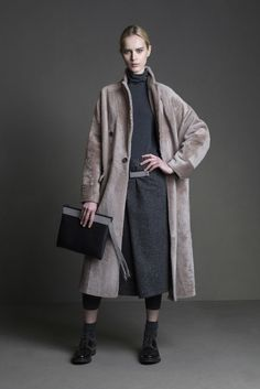 Brunello Cucinelli Fall 2015 Ready-to-Wear Collection Photos - Vogue