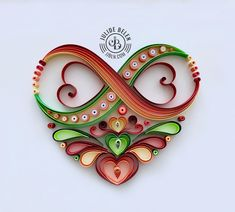 Custom Infinity Heart Design on Behance