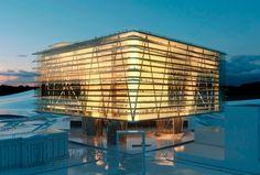 Novo prédio administrativo da PBH terá 80 metros e 18 andares Projeto arquitetônico é do escritório Gustavo Penna Arquiteto e Associados, que ganhou o Concurso Público Nacional de Projetos de Arquitetura