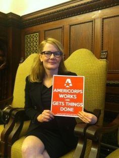 Rebecca Tone, Senior Director of Fund Development for Big Brothers, Big Sisters of America