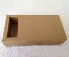 Find More Packaging Boxes Information about 500pcs Kraft Drawer paper Box for…