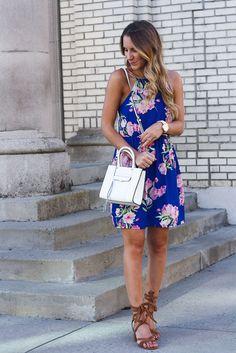 Dress c/o RaeLynn's Boutique // Tassel Earrings , more fun tassel…