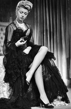 Lana Turner in Honky Tonk, 1941