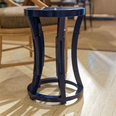 Hourglass Stool/Side Table - Bungalow 5