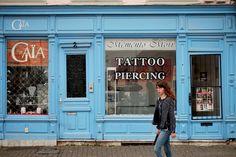 Tattoo • Piercing Studio • Strasbourg