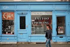 Tattoo • Piercing Studio • Strasbourg