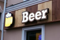 Beer&Grill Bar on Behance