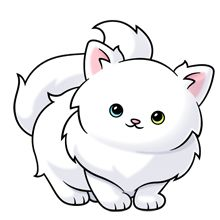 animalitos de todas clases and like OMG! get some yourself some pawtastic adorable cat apparel! Cute Animal Drawings, Kawaii Drawings, Cartoon Drawings, Cute Drawings, Cartoon Kunst, Cartoon Art, Cute Cartoon Animals, Cute Baby Animals, Cute Clipart