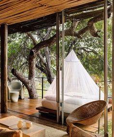 Singita Lebombo, South Africa #AfricaTravel
