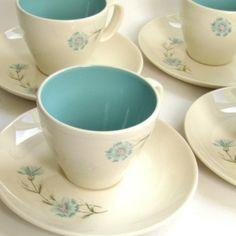 Tea set? Just needs a tea pot. by leila