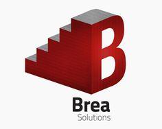 B- Brea Solutions logo