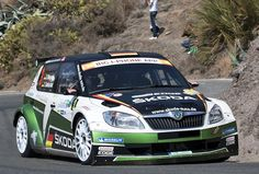 IRC: Jan Kopecky vence en Canarias