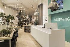 Články :: ŠTÝL :: 200 m2 dobrého dizajnu vo varšavskej Arkadii - Westwing Home & Living začína s kamenným predajom