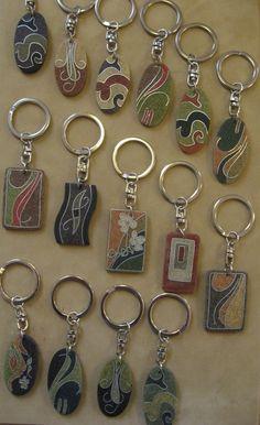 portachiavi in sabbia : originali e indistruttibili !         www.a-modomio.com