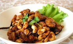 masakan ayam kung pao
