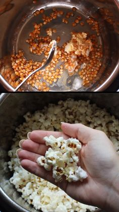 Instant Pot Popcorn- how to make popcorn in an instant pot pressure cooker. Instant Pot Popcorn- how to make popcorn in an instant pot pressure cooker. Best Instant Pot Recipe, Instant Recipes, Instant Pot Dinner Recipes, How To Make Popcorn, Food To Make, Popcorn Recipes, Dessert Recipes, Brunch, Instant Pot Pressure Cooker
