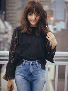 Japanese Beauty, Japanese Girl, Asian Beauty, Cute Girls, Cool Girl, Japan Model, Sexy Jeans, Beauty Women, Asian Girl
