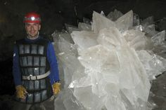 Microbes that once slumbered inside giant crystals in a Mexican cave are alive and well, according to NASA scientists.