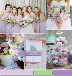 Top 10 Spring/Summer Wedding Color Ideas -Orchid #tulleandchantilly