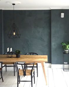 KABE wall decor: Our color Iron Stone in a chic Copenhagen based home. Read more about KABE at www. Polished Plaster, Nordic Home, Plaster Walls, Home Look, Interior Design, Gym Interior, Beautiful Homes, Living Room Decor, Sweet Home