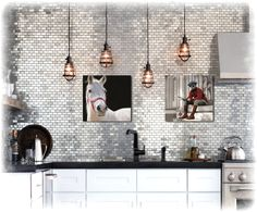 obrazy na ścianę do kuchni loft