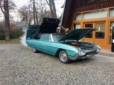 Vand Ford Thunderbird 1963