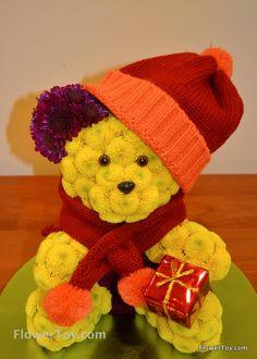 flowers arranged like animals | ... flowers,flowertoy com,unique gift,flower arrangements,unique flower