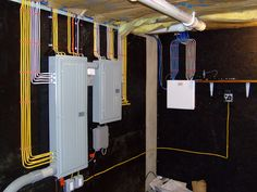 Electrical Panel Installation Picture