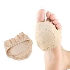 1 Pair Ball Of Foot Pain Relief Pads Cushion Forefoot Metatarsal Morton's Neuroma: Amazon.ca: Health & Personal Care