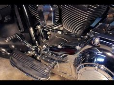 How to change the front brake pads on a harley davidson this video outlines the process of installing a shift rod on a harley davidson fandeluxe Image collections