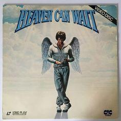 Heaven Can Wait Laserdisc