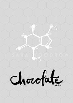 Chocolate molecule | SMÄM