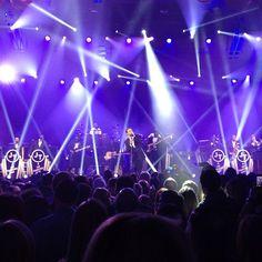Justin Timberlake performs at DirecTV Super Saturday Night. #superbowl #NOLA