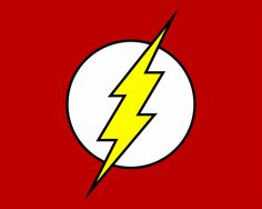 The Flash symbol