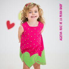 Agatha Ruiz de la Prada Baby Primavera - Verano 14