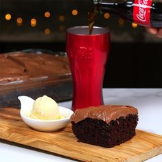 Copycat Cracker Barrel Coke Cake Is The Best Chocolate Cake You Can Make - Shared