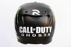 "Jorge Lorenzo ""Call of Duty Ghosts"" - Special Helmet Valencia 2013"